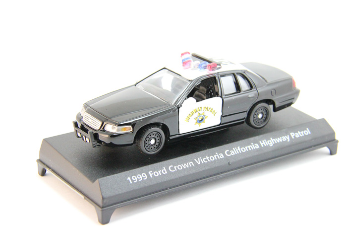 Ford Crown Victoria (1999) California Highway Patrol