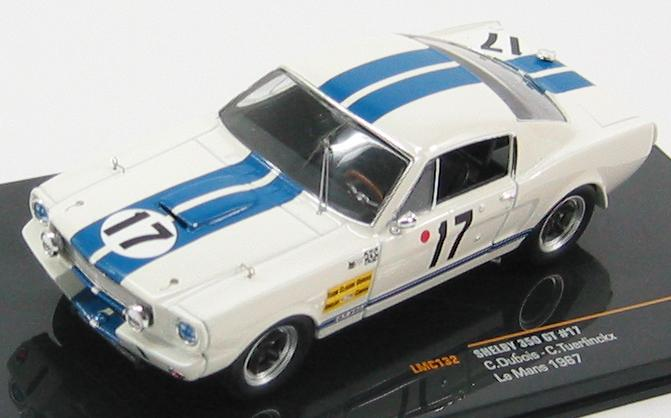 Shelby Mustang 350GT #17 Le Mans 1967