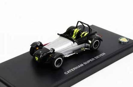 Caterham Super 7 JPE Silver/Carbon