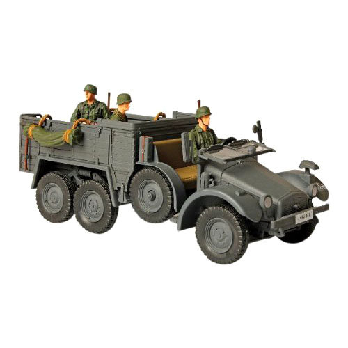 German KFZ. 70 Personnel Carrier, Eastern Front 1941
