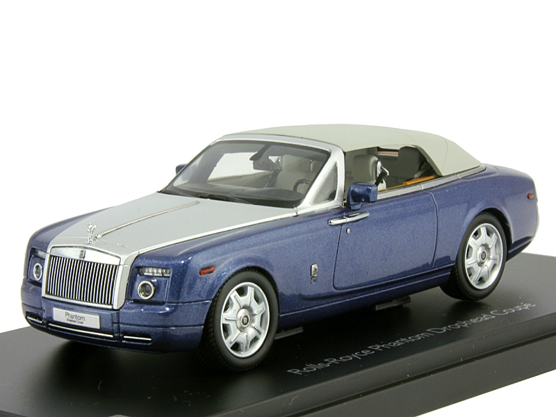 Rolls-Royce Phantom Drophead Coupe Metropolitan Blue
