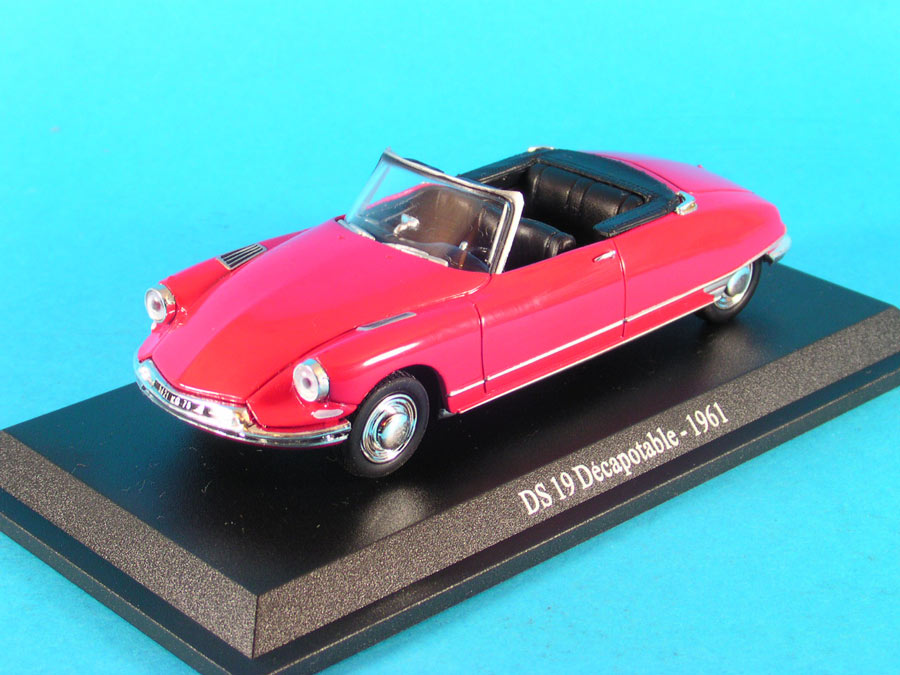 Citroen DS 19 decapotable - 1961-