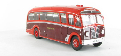 Aec Regal III Harrington - 1950-