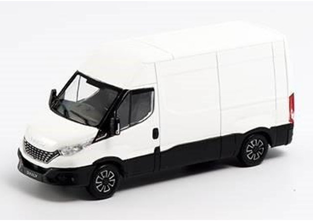 IVECO new DAILY MY (фургон) 2019 White