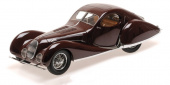 TALBOT LAGO T150-C-SS COUPE - 1937 - DARK RED