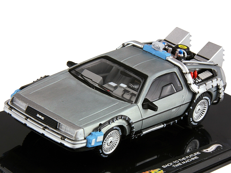 "DeLorean DMC 12 ""Back to the Future - Part 1"""