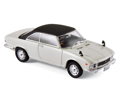 Mazda Luce Rotary Coupe (R130) 1969 White/Black
