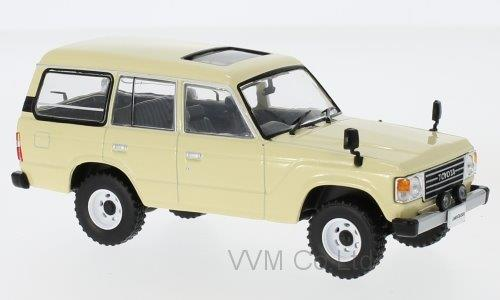TOYOTA LAND CRUISER (LC60) 4х4 1982 Beige