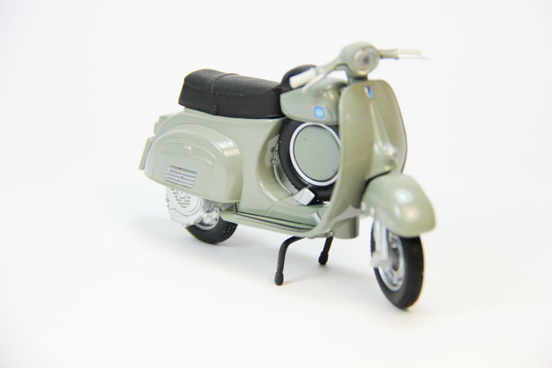 Мотороллер Vespa 90 Super Sprint (1965) green