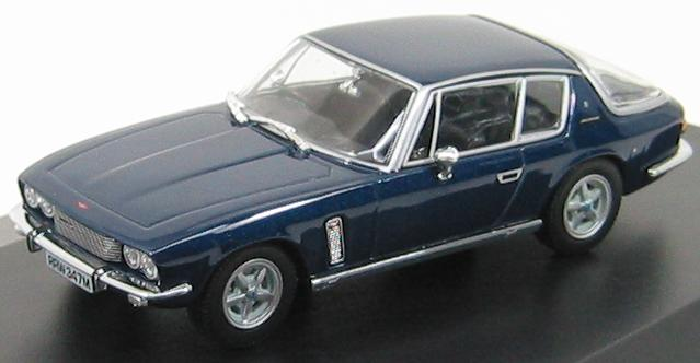Jensen Interceptor Mk3 1976 Metallic Blue
