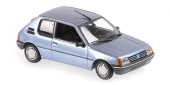 PEUGEOT 205 - 1990 - BLUE METALLIC
