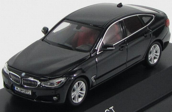 BMW 3-Series GT (F34) 2013 Black