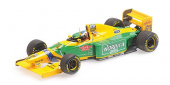 Benetton Ford B193B Winner Portugal 1993 Schumacher