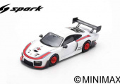 "PORSCHE 935/19 (based on 911 GT2 RS 991) #70 ""Martini Spectrum Edition"" 2018"