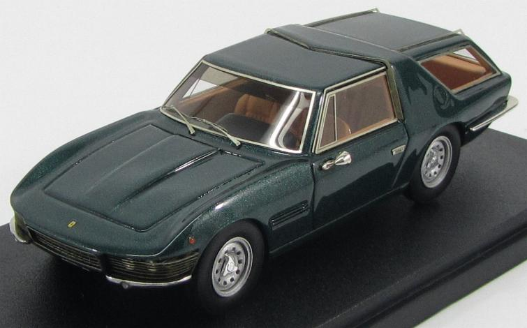 Ferrari 330 GT 2+2 Station Wagon Turin Motor Show 1968 Green (Limited 40 pcs)