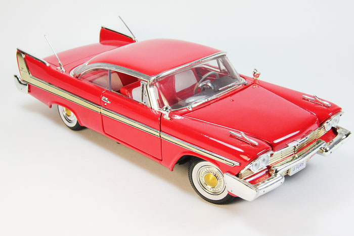 Уценка! Plymouth Fury (1958) Red