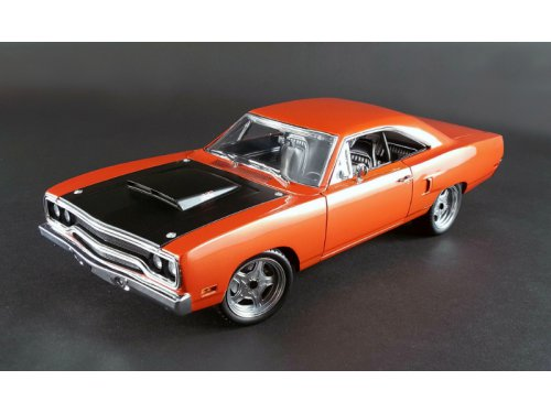 "Plymouth Road Runner 1970 ""Fast & Furious 7"" (из к/ф ""Форсаж VII"") производитель GMP"
