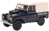 "LAND ROVER Series III SWB Canvas ""Royal Navy"" (ВМФ Великобритании) 1976"
