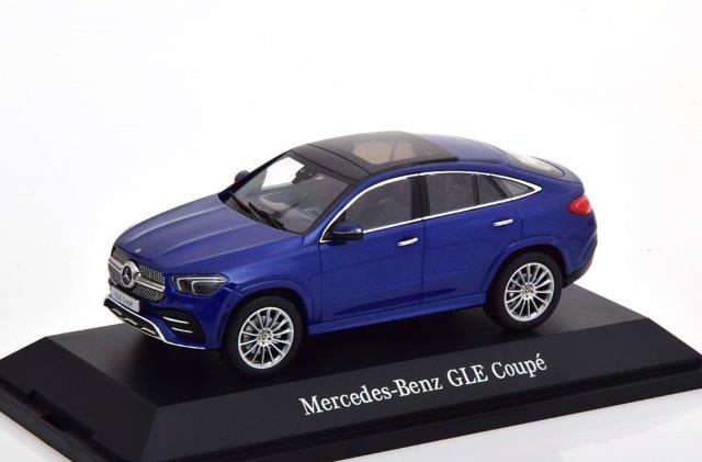 MERCEDES-BENZ GLE Coupe AMG Style (C167) 2020 Metallic Blue