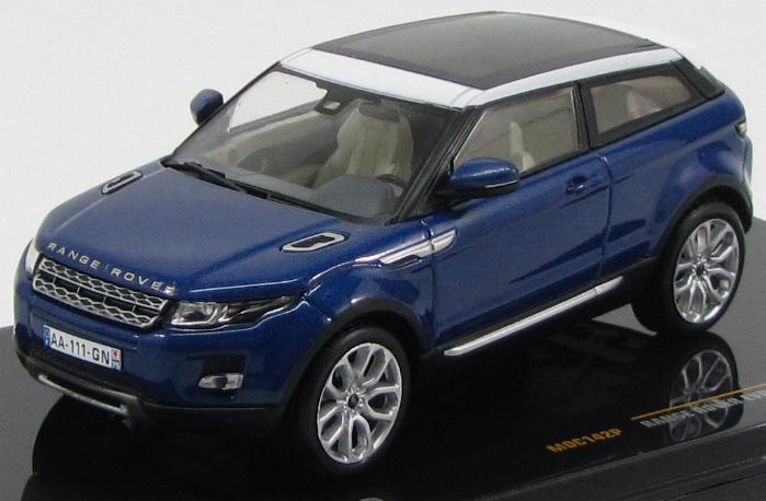 Land Rover Range Evoque 2-Door 2011