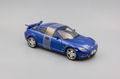 Mazda RX-8 X-Men Car (Blue)