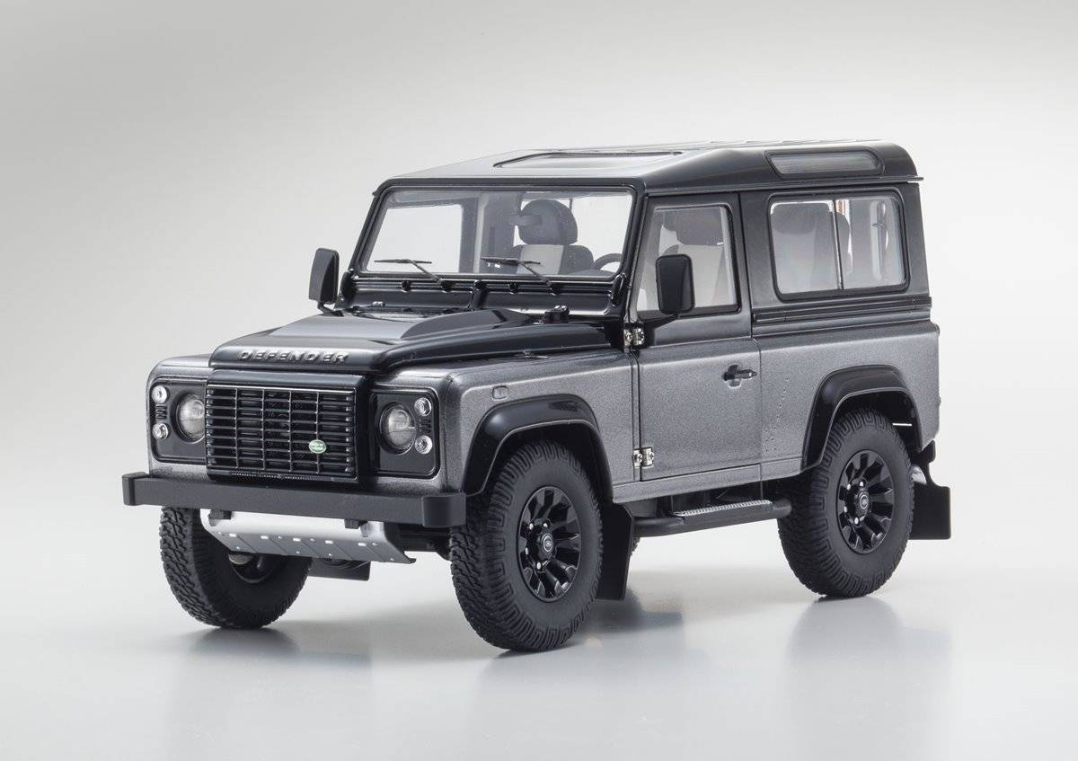 Land Rover Defender 90 Final Edition (grey)