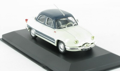 Panhard Dyna Grand Standing (1958)