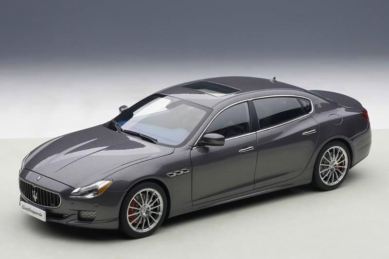 Maserati Quattroporte GTS 2015 (grey)
