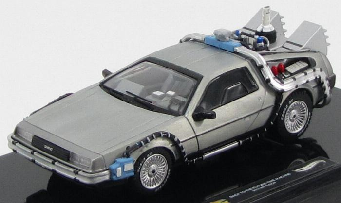"DeLorean DMC Time Machines ""Back To The Future 2"""