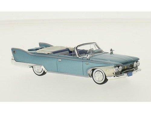 Plymouth Fury Convertible 1960 Metallic Turqois/White