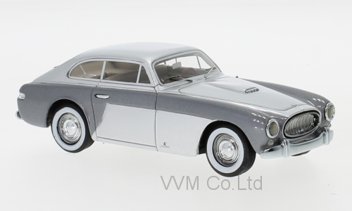 CUNNINGHAM C-3 Continental Coupe by Vignale 1952 Silver/Metallic Grey