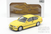 BMW M3 (E36) Coupe (yellow)