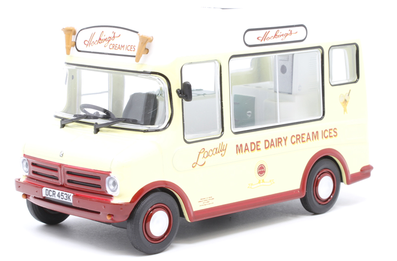 "BEDFORD CF Ice Cream Van ""Morrison Hockings"" 1975"