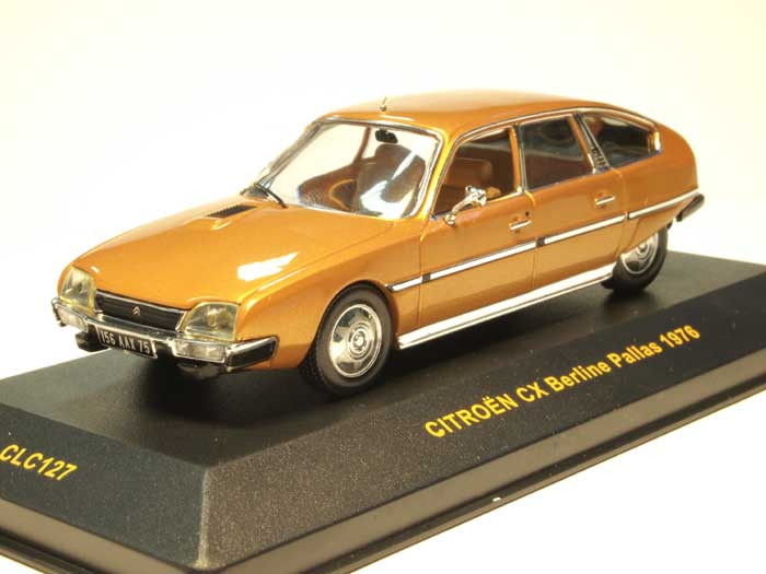 Citroen CX Berline Pallas (1976)