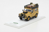 "LAND ROVER Series III SWB ""Camel Trophy"" Заир 1983"