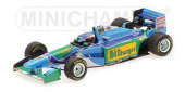 Benetton Ford B194 Australian GP 1994 Schumacher