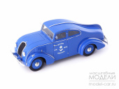 Morris 15cwt GPO Special, blue, Great Britain, 1934