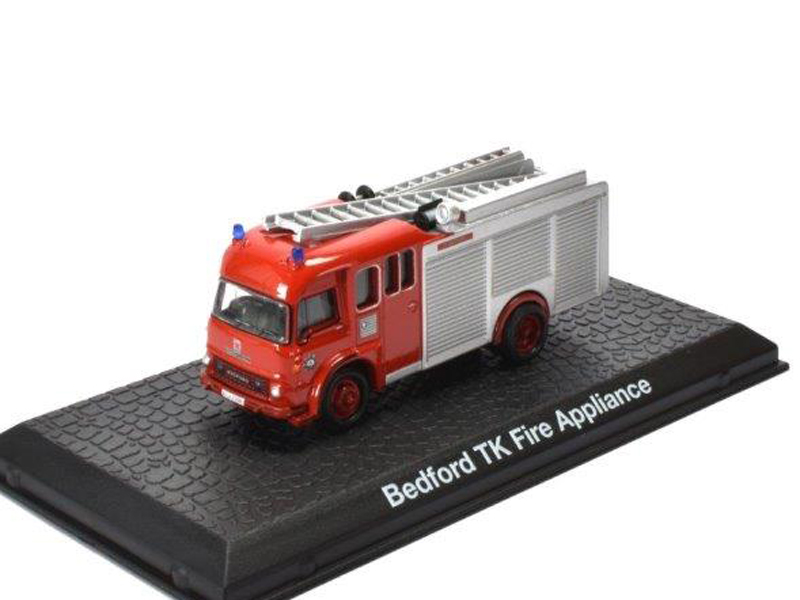 Bedford TK Fire Appliance 1980