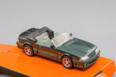 Ford Mustang G.T. convertible (1989) Green