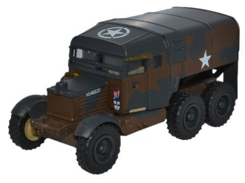 Scammel Pioneer Artillery Tractor 51 Heavy Regiment C Troop 1944