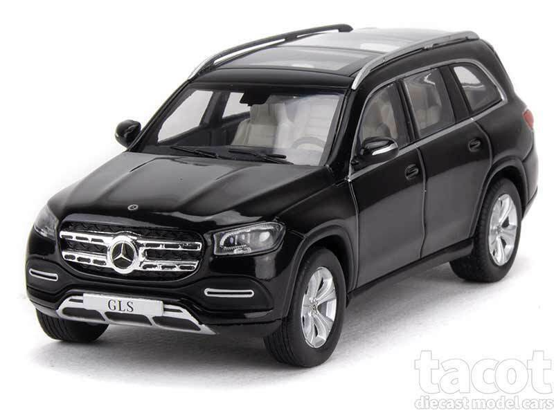 MERCEDES-BENZ GLS-Сlass (X167) 2019 Metallic Black
