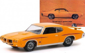 "PONTIAC GTO Judge ""The Right Way To Appoint A Judge"" 1970 Orange"