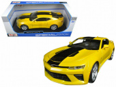 Chevrolet Camaro SS Coupe 2016 (yellow)