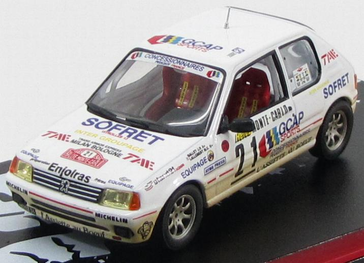Peugeot 205 GTI - Rally Montecarlo 1988