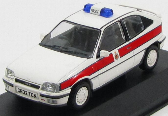 "Vauxhall Astra MkII GTE 16V ""Northumbria Police"" 1984"