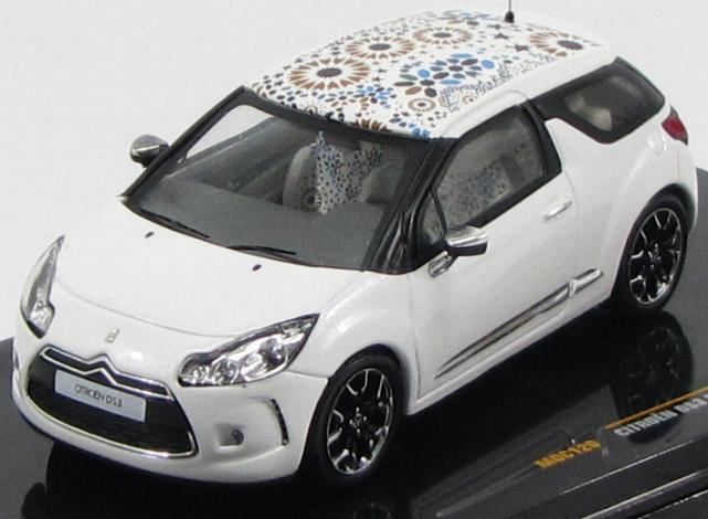 "Citroen DS3 ""Kenzo"" Edition 2010 White"