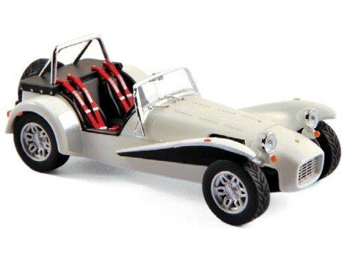 Caterham Super Seven 1979 Old English White