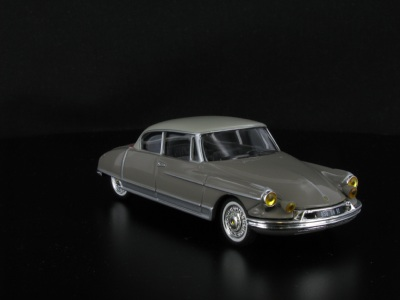 Citroen DS 19 Coach Le Paris Henri Chapron -1959-