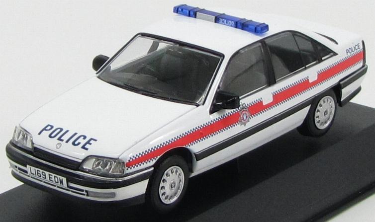 "Vauxhall Carlton 2.6L ""South Wales Police Force"" (полиция Южного Уэльса) 1990"