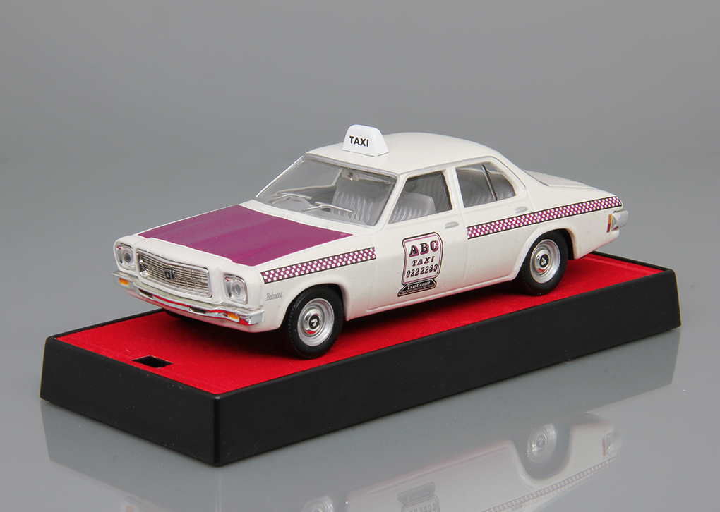Holden HQ Belmont ABC Radio Taxi